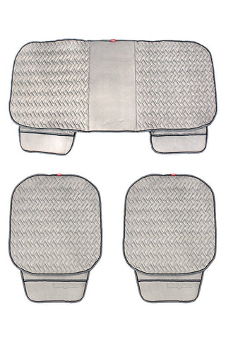 Caper Cool Pad Car Seat Cushion Grey (Set of 3)