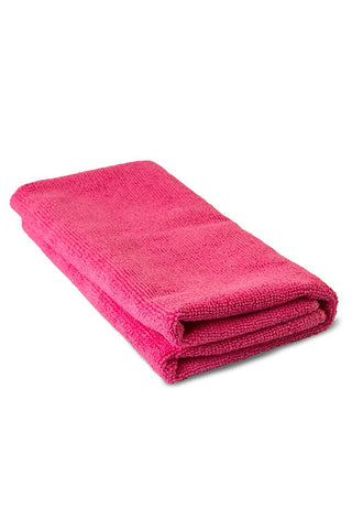 Microfibre Cloth Pink