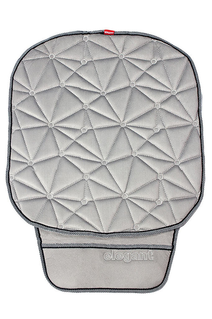 Space CoolPad Car Seat Cushion Grey (For Driver)