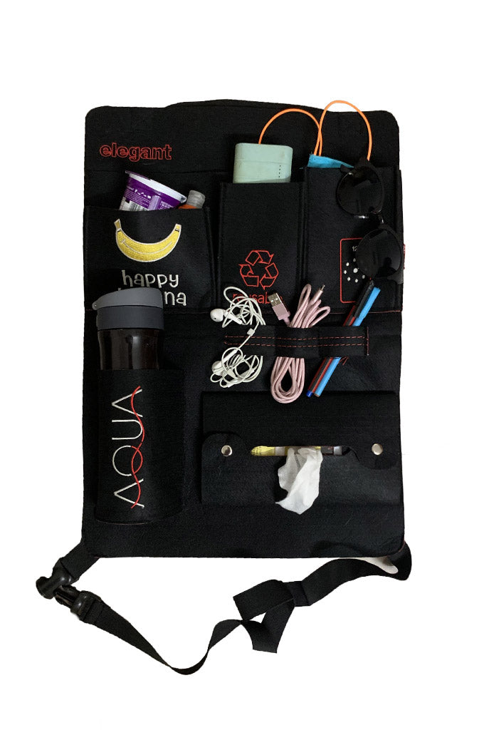 Blaze Car Back Seat Organizer