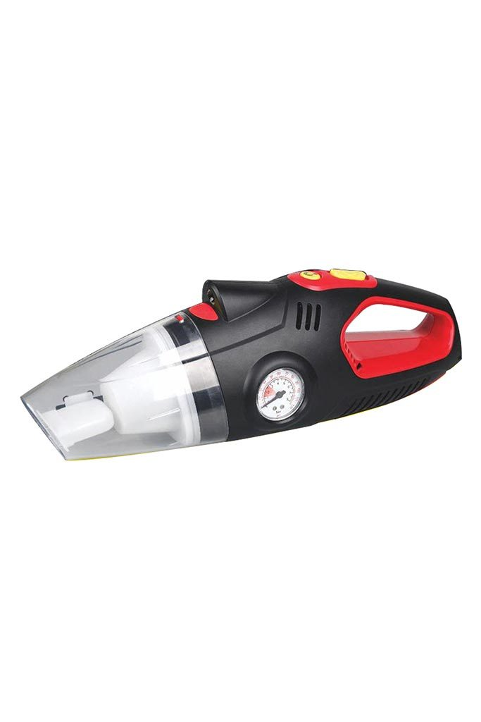 Blackcat 2 In 1 Vacuum Cleaner with Tyre Inflator