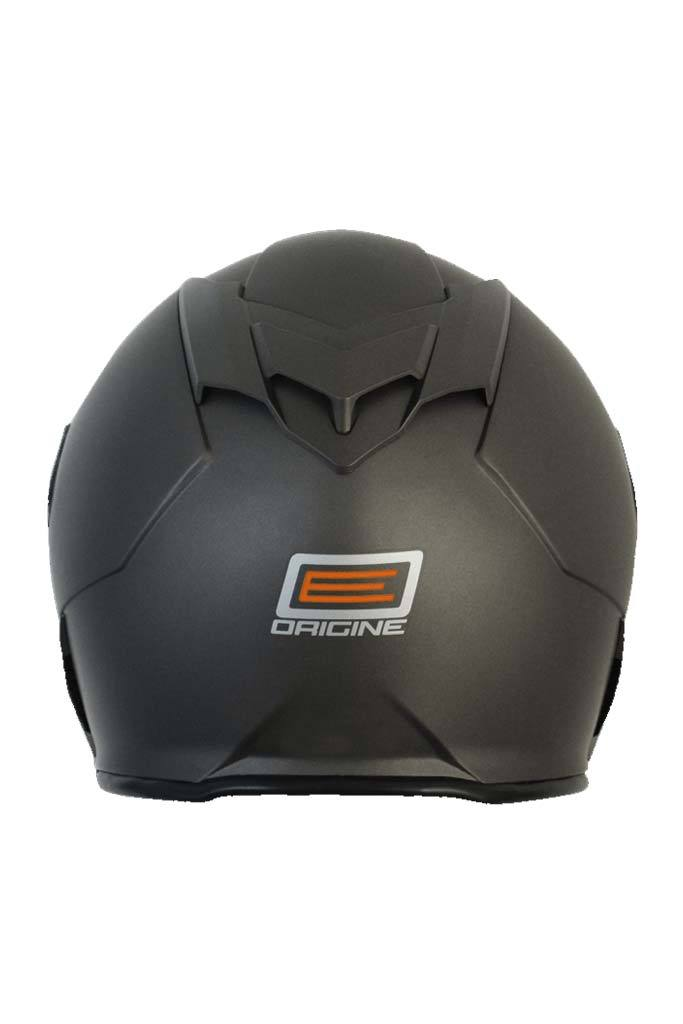 Biking Brotherhood GT-Matt-Titanium-1 Helmet