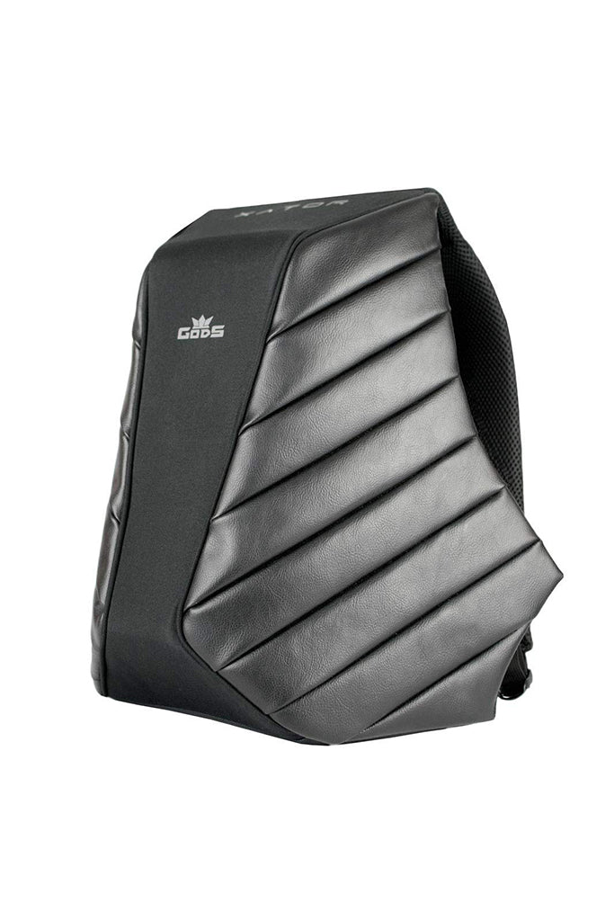 Road Gods Xator Anti-Theft Laptop Backpack Black
