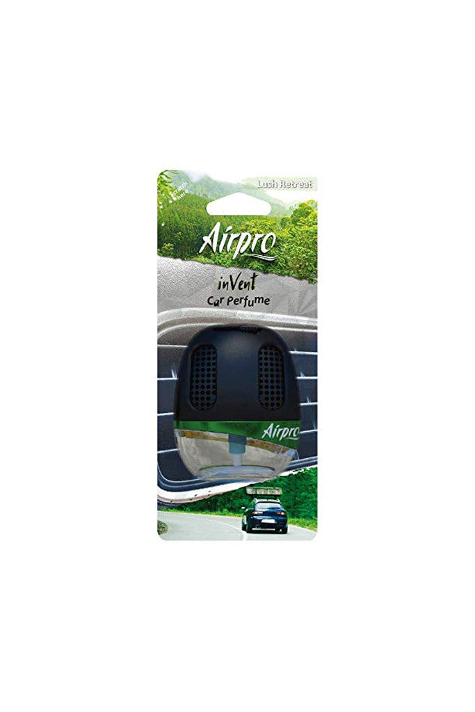 AirPro Invent Lush Retreat Car Perfume