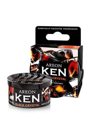 Areon Black Crystal Car Perfume