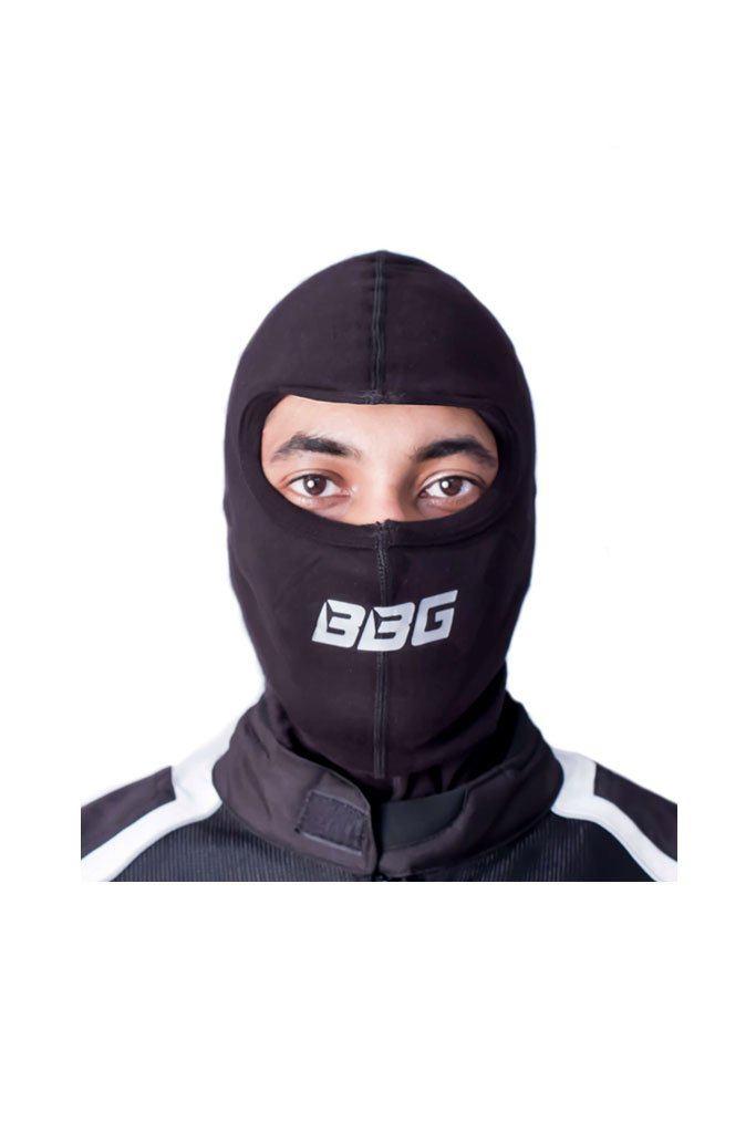 Biking Brotherhood Balaclava Black