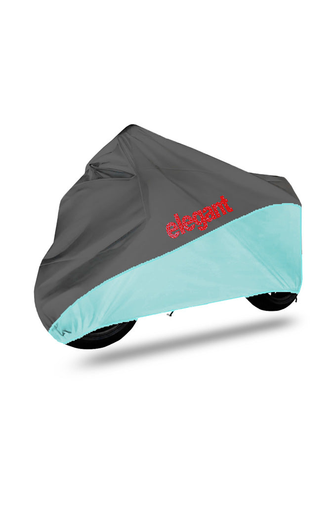 Elegant Body Cover WR Grey And Blue  for Cruiser Bikes