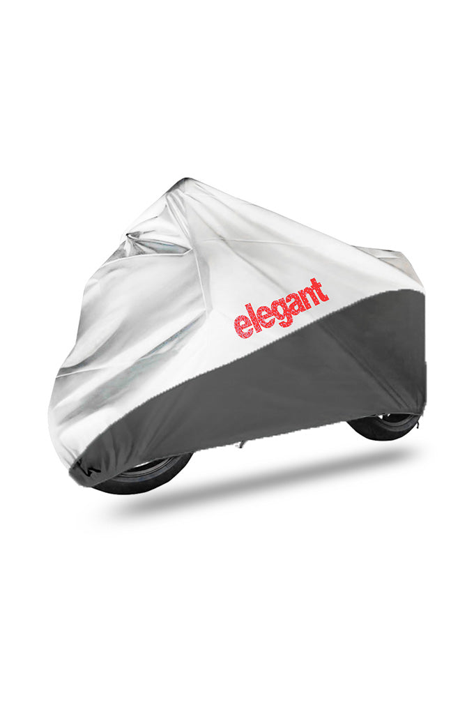 Elegant Body Cover WR White And Grey for Sports Bikes