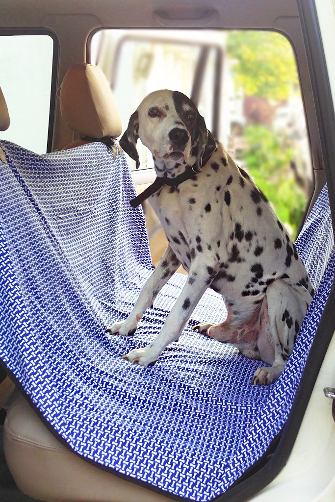 Bone Dog Car Seat Protector - Hammock