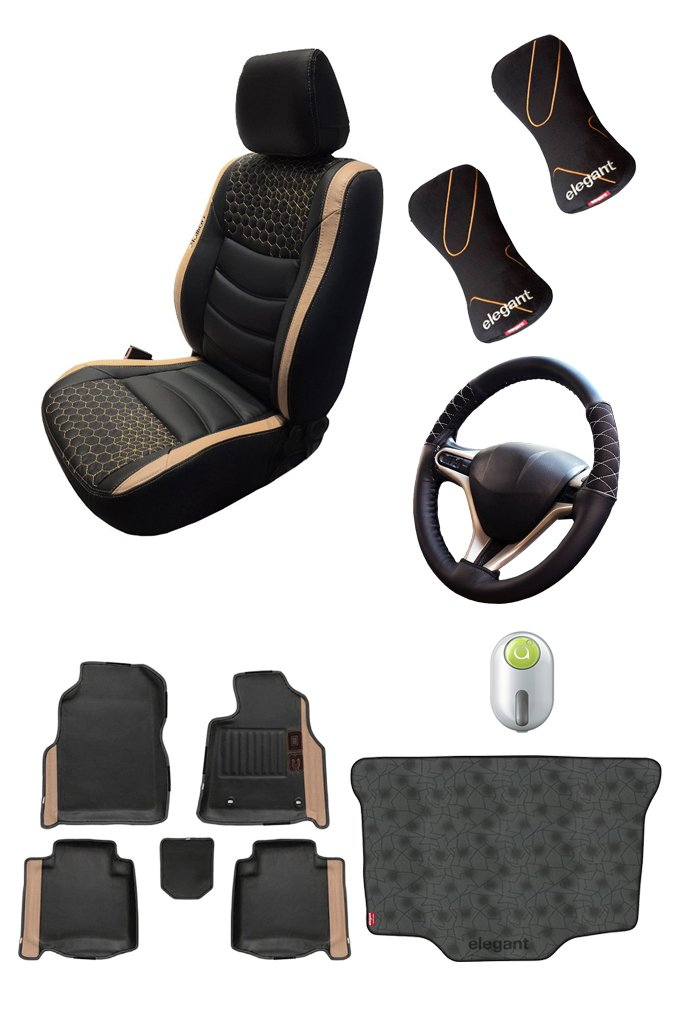 Complete Car Accessories Luxury Pack 10