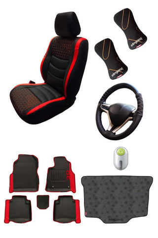 Complete Car Accessories Luxury Pack 12