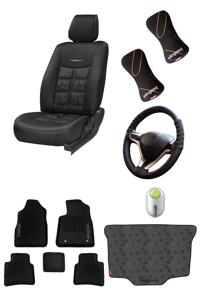 Complete Car Accessories Luxury Pack 16