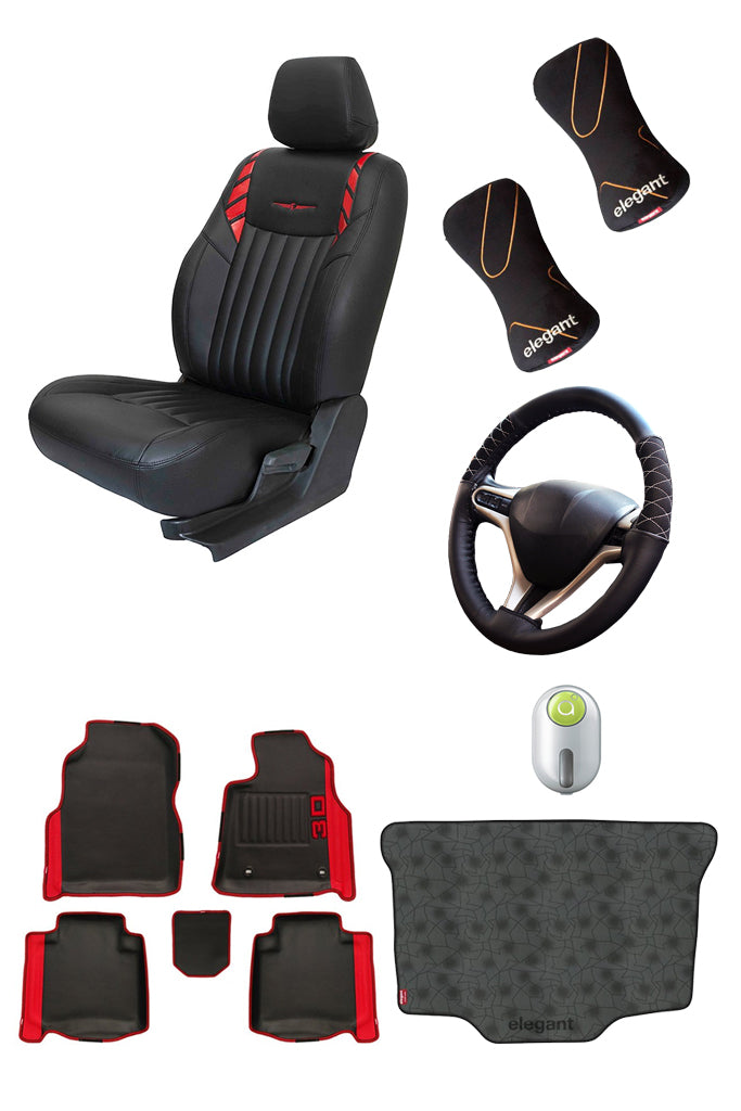 Complete Car Accessories Luxury Pack 18