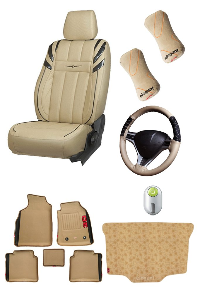Complete Car Accessories Luxury Pack 8