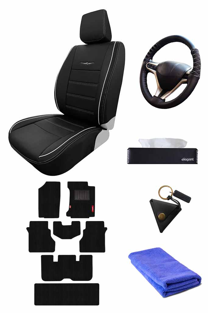 Complete Car Accessories Economy Combo 3