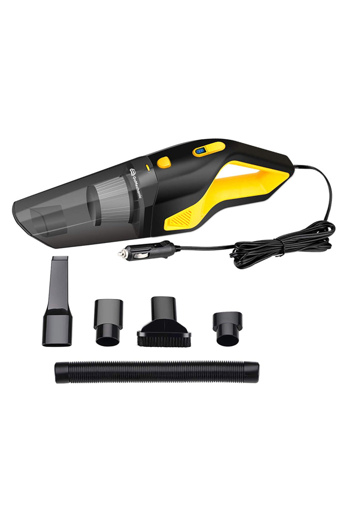 GoMechanic Neutron 6000 Handheld Super Suction Wet/Dry Car Vacuum Cleaner