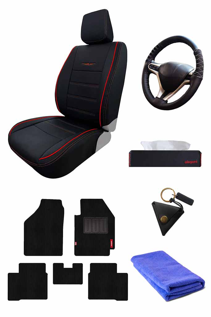 Complete Car Accessories Economy Combo 15
