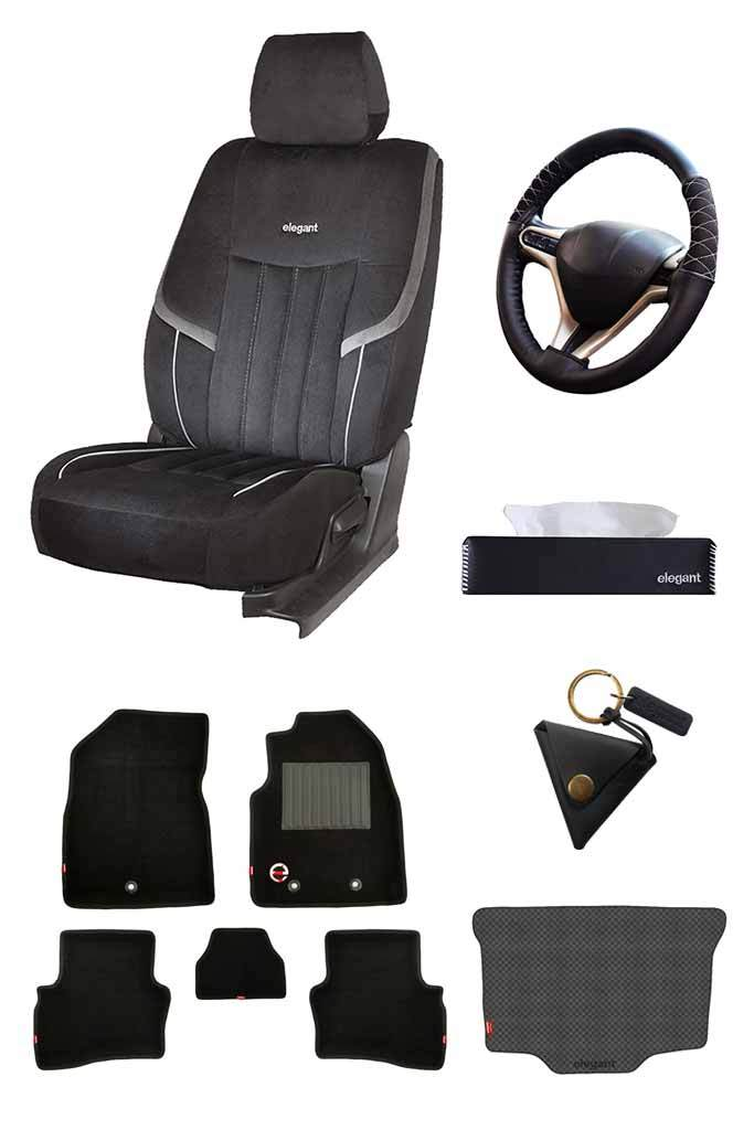 Complete Car Accessories Premium Combo 13