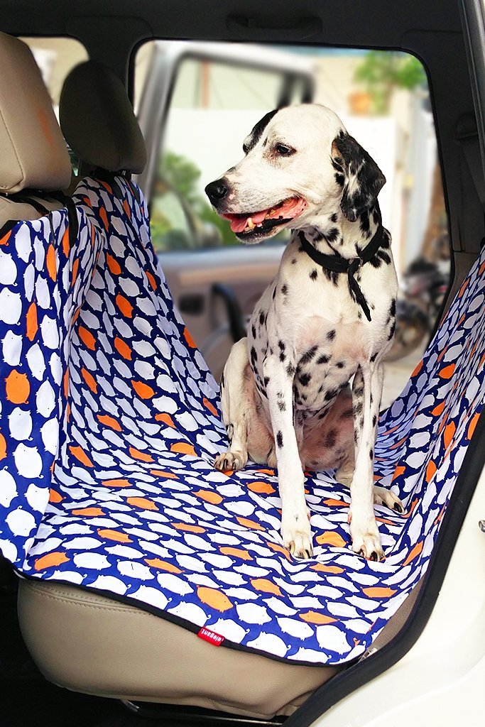 Peppa Pet Car Seat Protector - Hammock