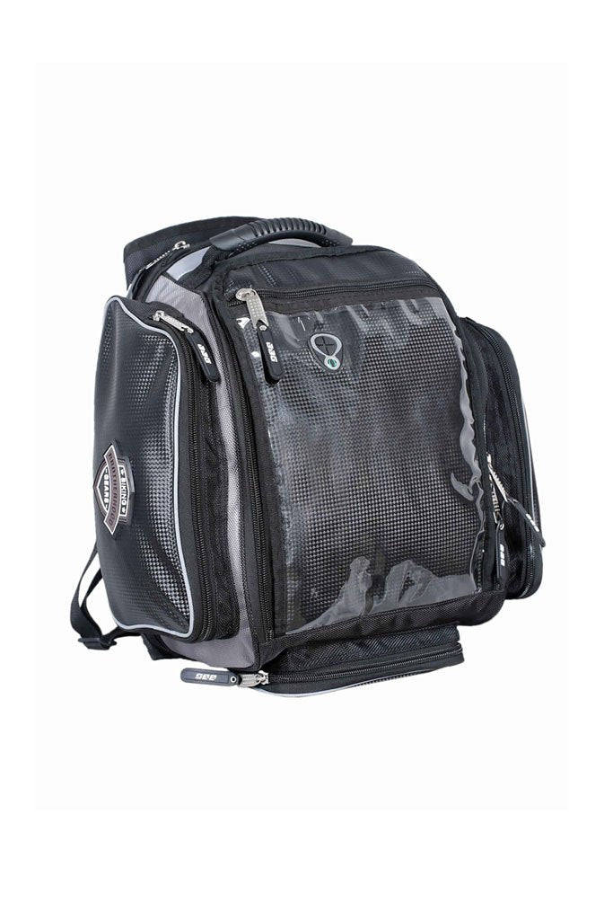 Biking Brotherhood Magnetic Tank Bag Black