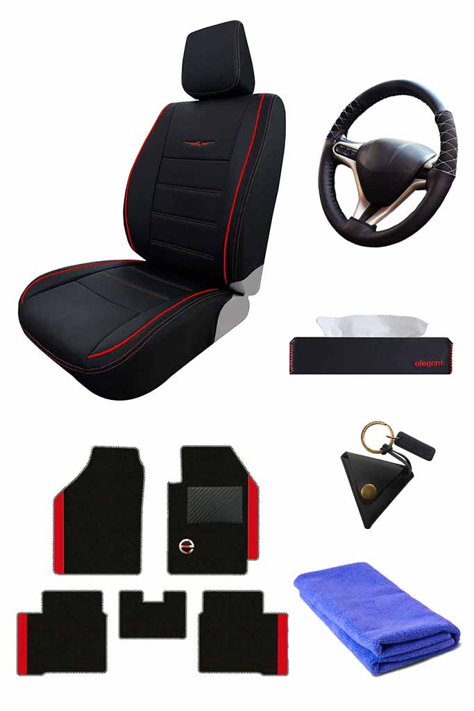 Complete Car Accessories Economy Combo 7