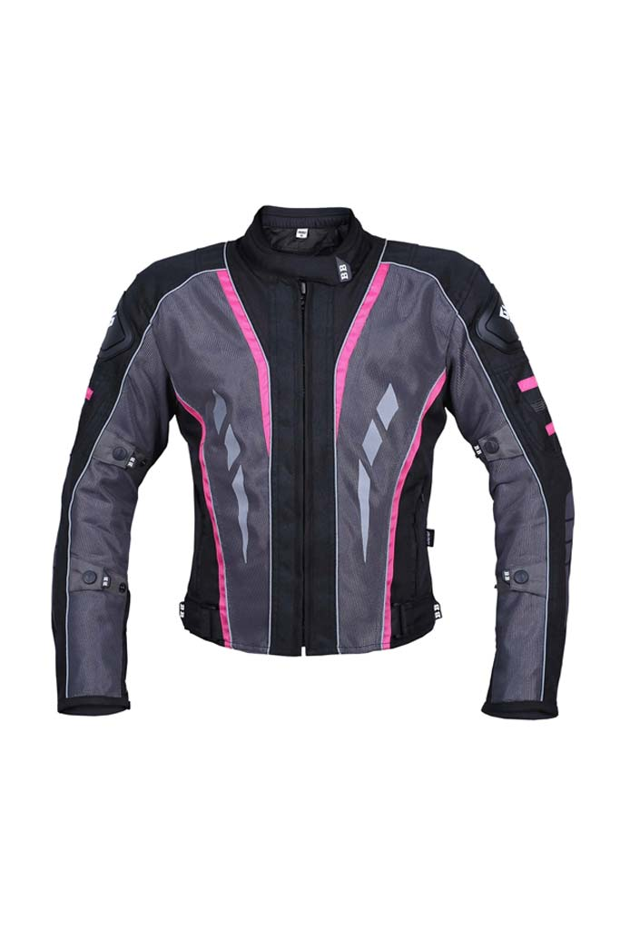 Biking Brotherhood Navigator Lady Jacket