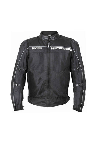 Biking Brotherhood Ladakh Jacket Black