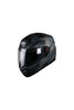 Steelbird Air R2K Full Face Helmet-Matt Black With Grey