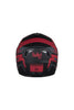 Steelbird Air R2K Full Face Helmet-Matt Black With Red