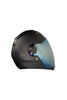 Steelbird Air Full Face Helmet-Glossy Black