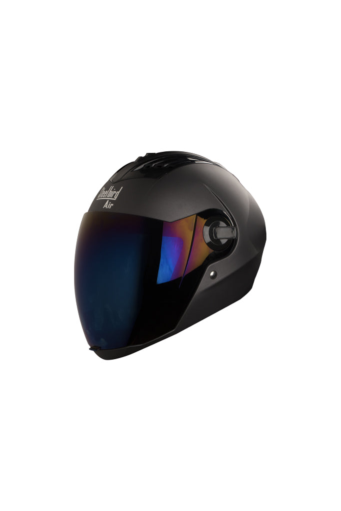 Steelbird Air Full Face Helmet-Matt H.Grey