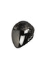Steelbird Air Seven Full Face Helmet-Matt Black With Grey
