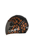 Steelbird Air Seven Full Face Helmet-Matt Black With Orange