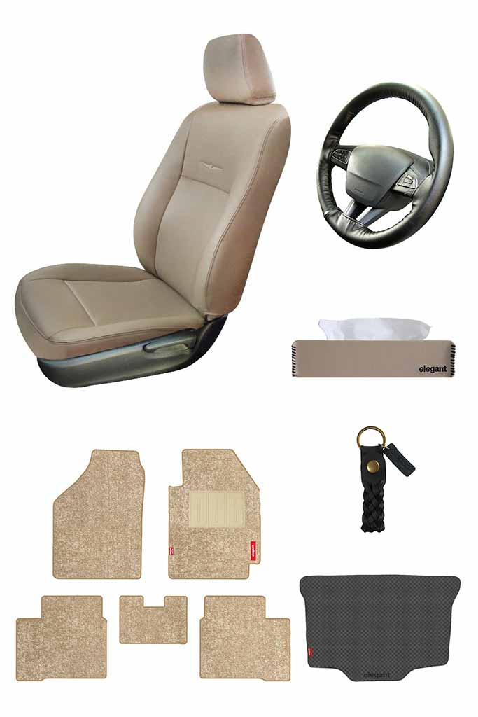Complete Car Accessories Premium Combo 3