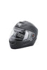 Steelbird Air Dashing Full Face Helmet-Black