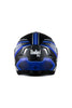 Steelbird Air Delta Full Face Helmet-Matt Black With Blue