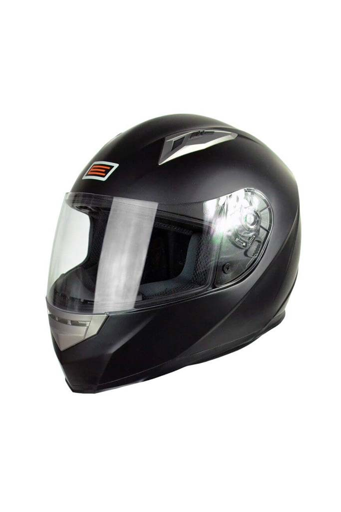 Biking Brotherhood Tonale Matt Helmet - Black