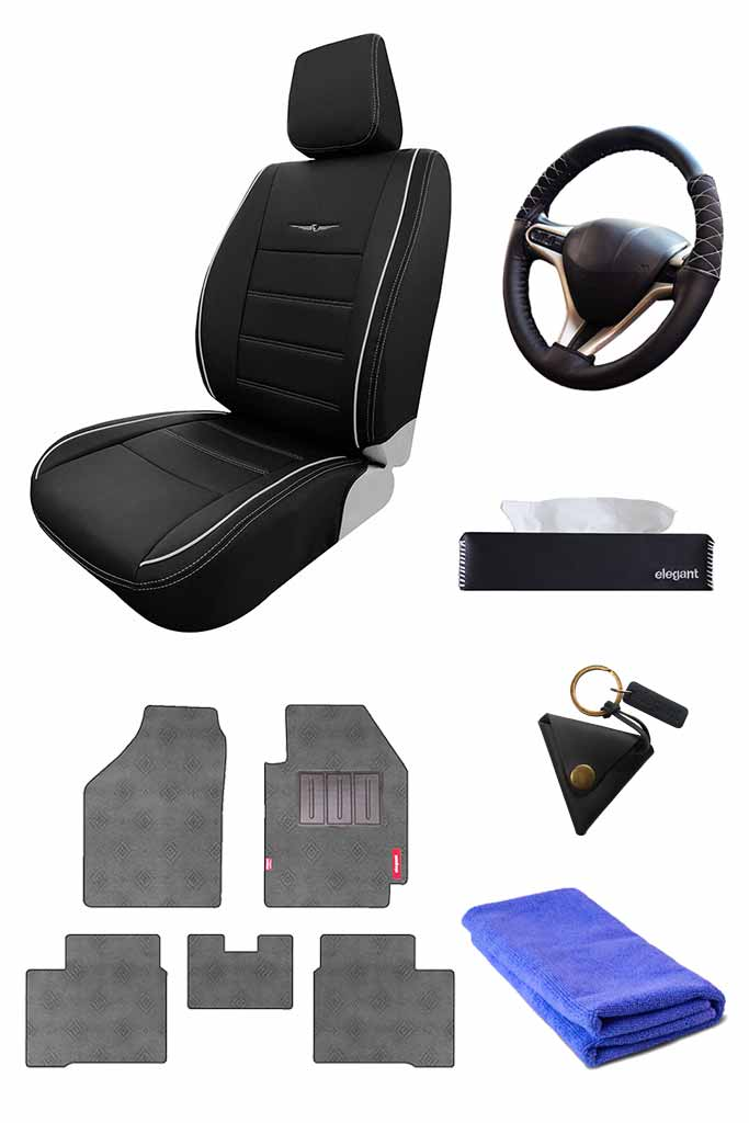 Complete Car Accessories Economy Combo 11