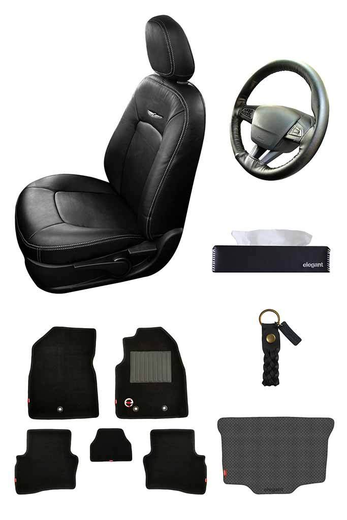 Complete Car Accessories Premium Combo 11