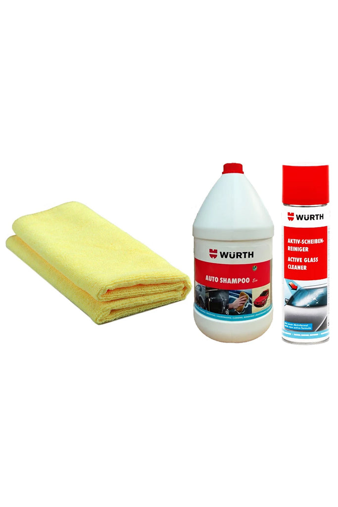 Wuerth Car Care Combo 5