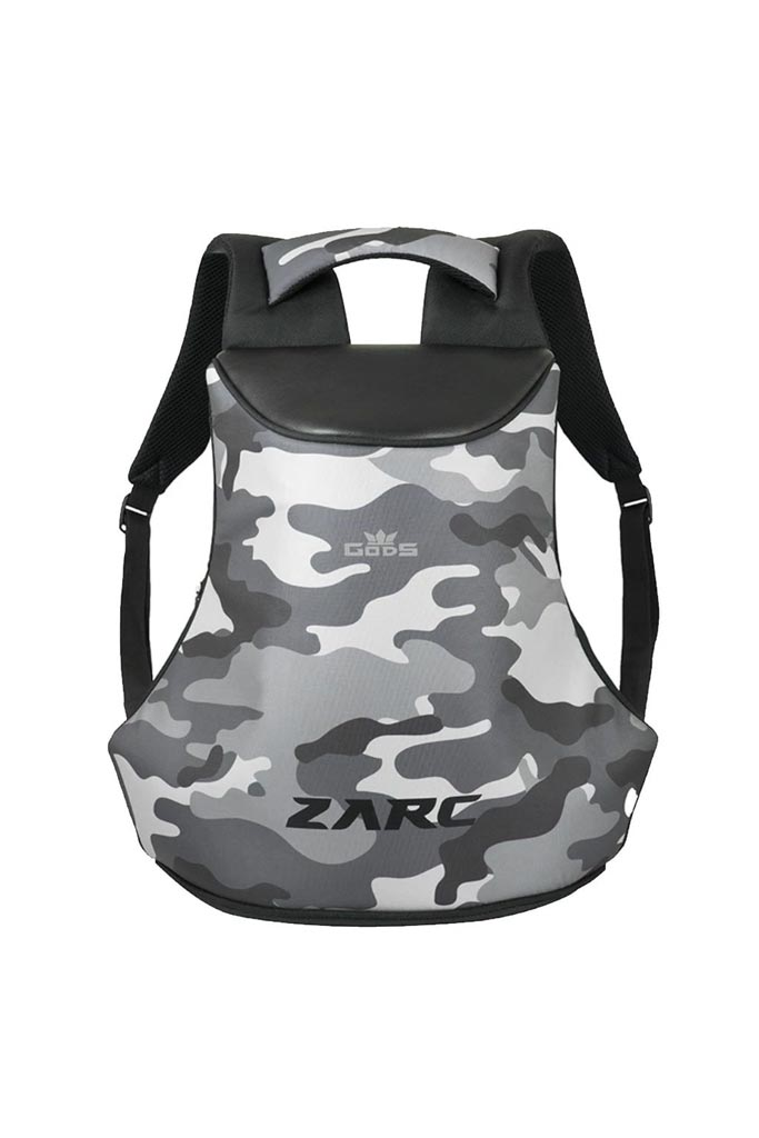 RoadGods Zarc Anti-Theft Backpack - Camouflage Print