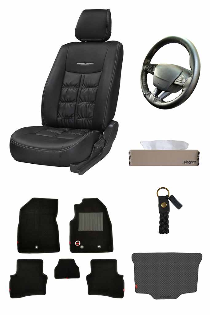 Complete Car Accessories Premium Combo 16