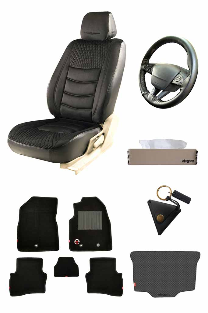 Complete Car Accessories Premium Combo 14