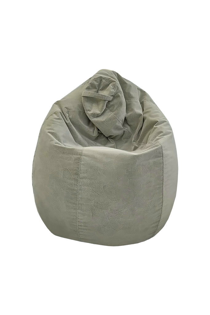 Europa Waves Bean Bag i-Gray