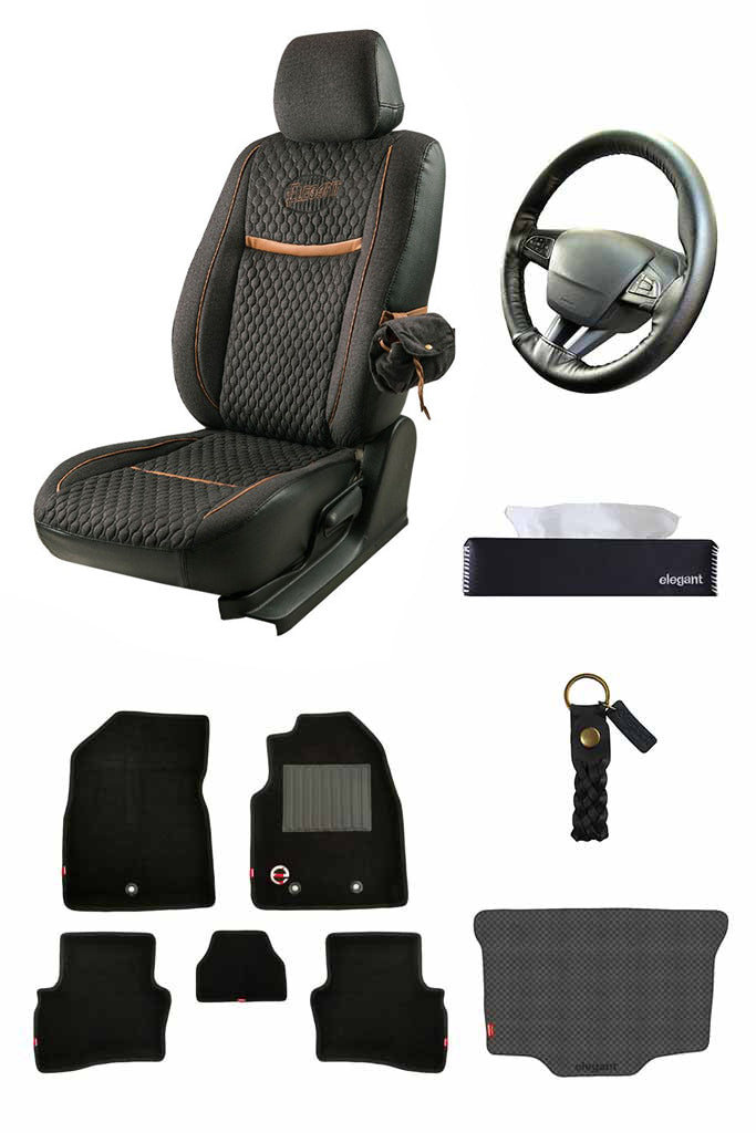 Complete Car Accessories Premium Combo 5