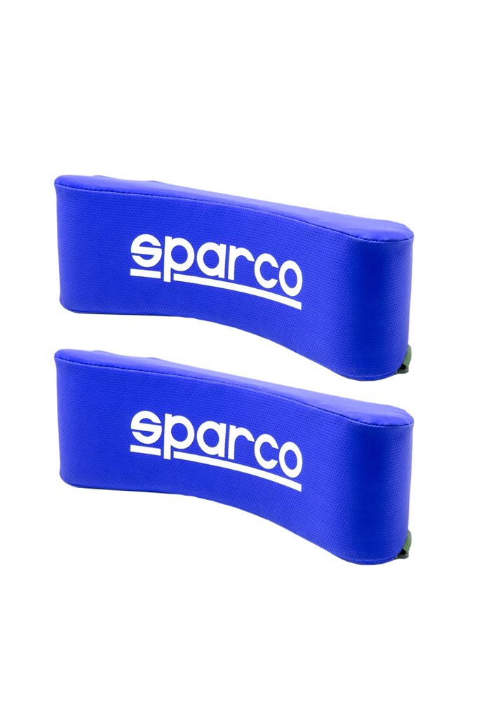 Sparco Neck Pillow Blue (Set of 2)