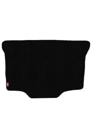 Carpet Car Dicky Mat Black