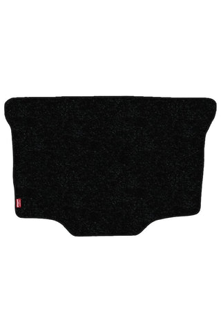 Car Dicky Luxury Carpet Mat Black