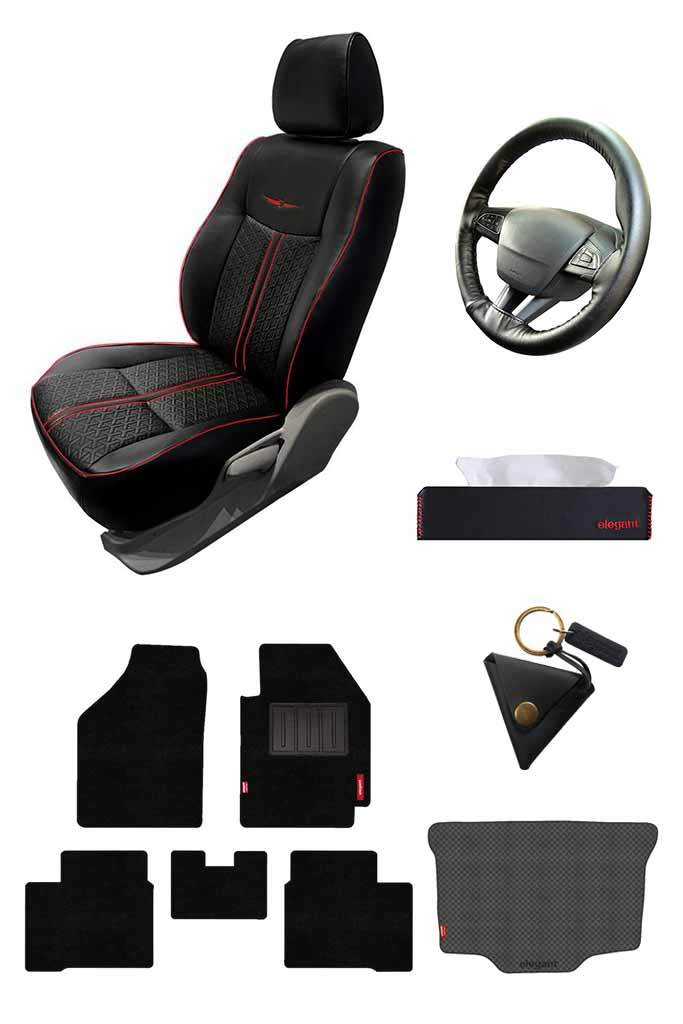 Complete Car Accessories Premium Combo 28