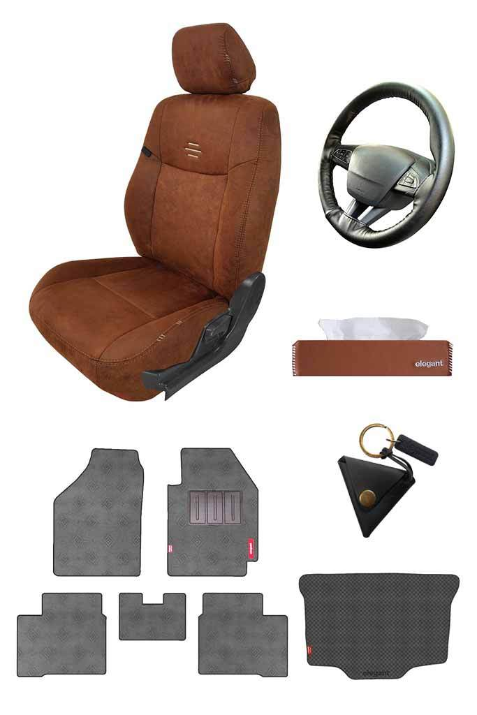 Complete Car Accessories Premium Combo 35
